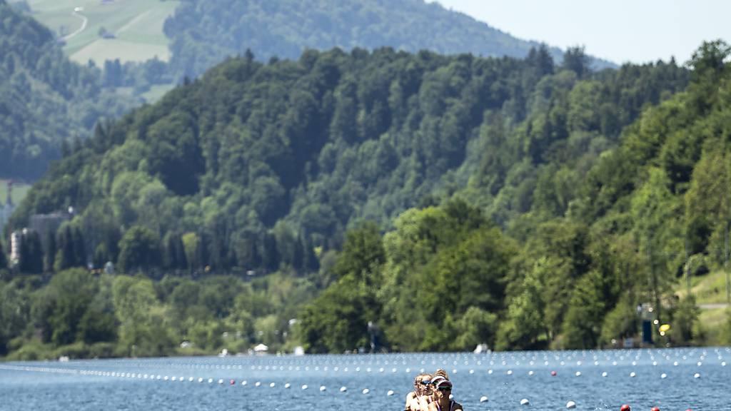 Coronavirus verhindert Rudergenuss auf dem Rotsee
