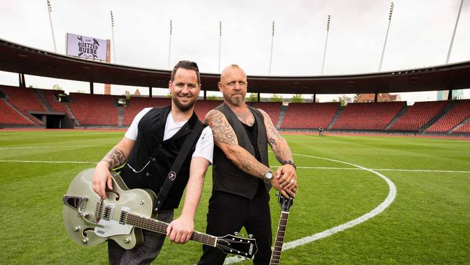 Gölä & Trauffer – rocken als erste Schweizer Musiker das Letzigrund