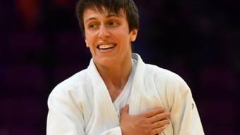 Die Medizin-Studentin Evelyne Tschopp will an der Judo-WM in Tokio am nächsten Montag ihr Comeback geben - nur drei Monate nach ihrem im Training erlittenen Wadenbeinbruch