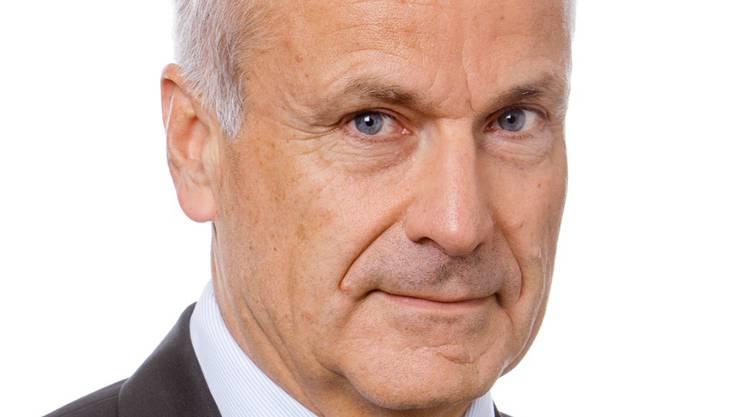 Peter Suter wird neuer Verwaltungsratspräsident der Kantonsspital Aarau AG.