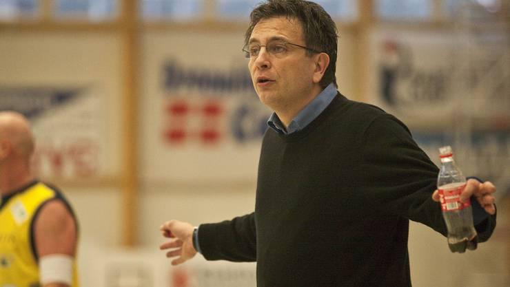 Soll neu auch die FPD Birsfelden anführen: Starwings-Trainer Pascal Donati.