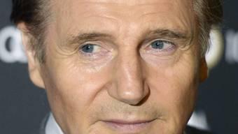 Liam Neeson Anfang Monat am Zurich Film Festival