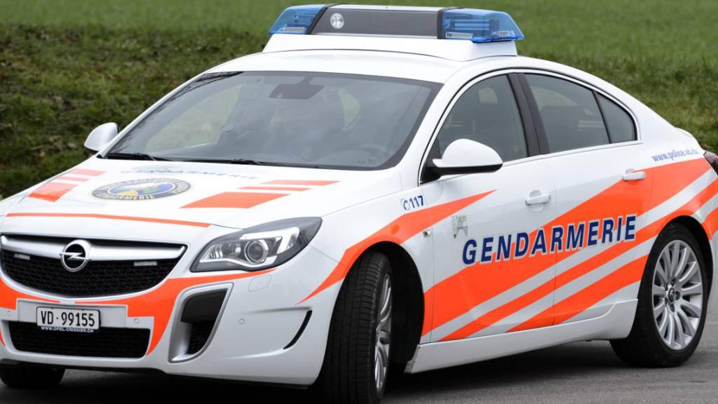 Motorradfahrer stirbt bei Unfall auf Autobahn A9 in der Waadt