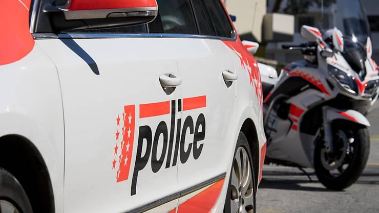 Die Polizei hat in einer Wohnung in Siders eine tote Person gefunden. (Symbolbild)