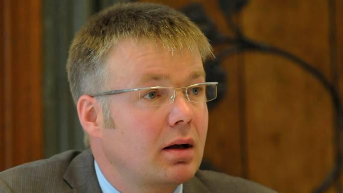 Christian Scheuermeyer, Präsident FDP Kanton Solothurn