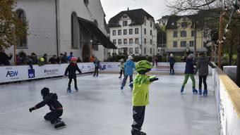 Es wird nächsten Winter keine Schlittschuh-Saison in Bremgarten geben.