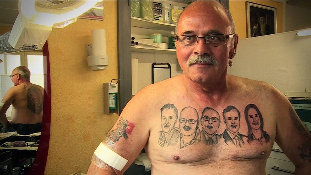 SVP Tattoos