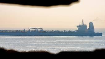 Der Supertanker Grace 1 ist auf Verfügung eines US-Gerichts beschlagnahmt worden.