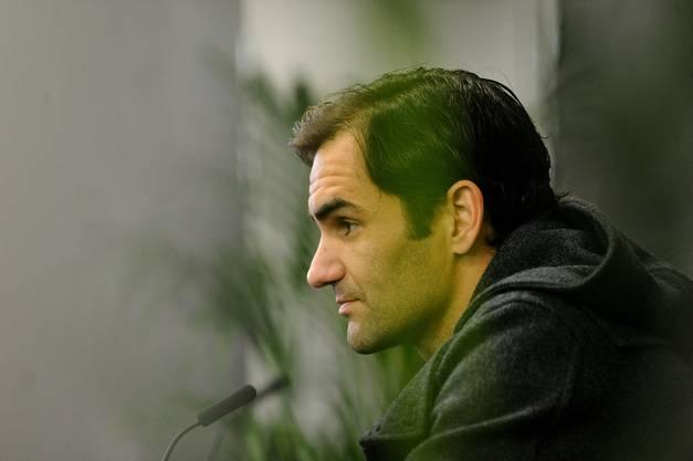 Seinen letzten Turniersieg feierte Federer im Herbst 2019 in Basel.