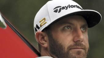 Dustin Johnson lässt sich seine Golfschläge vergolden