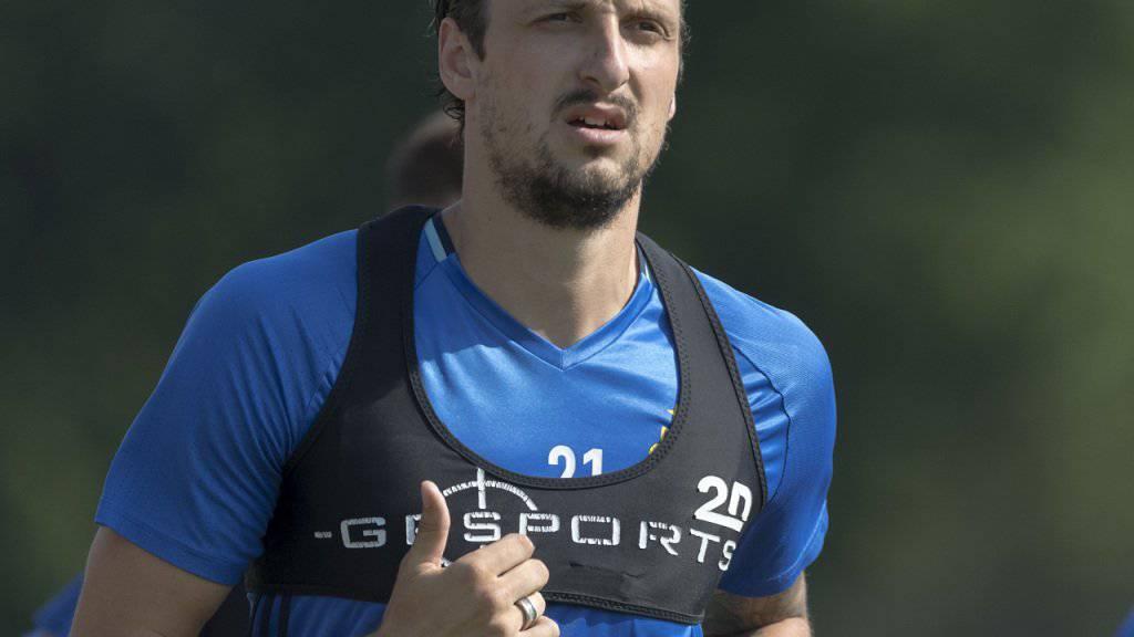 Zdravko Kuzmanovic spielt in der nächsten Saison erneut für Malaga in der spanischen La Liga