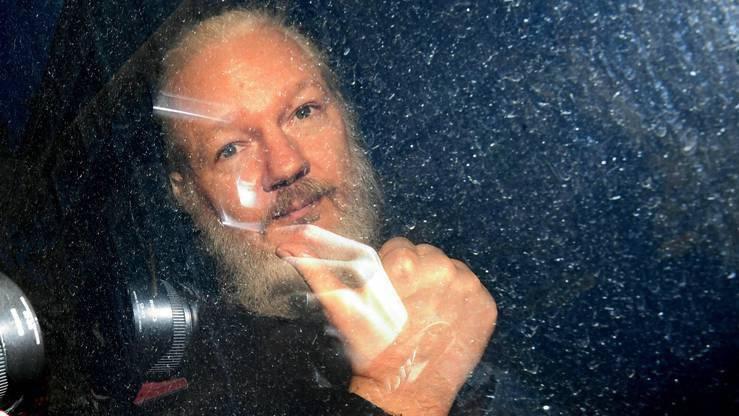 Reporter ohne Grenzen will sofortige Freilassung von Julian Assange