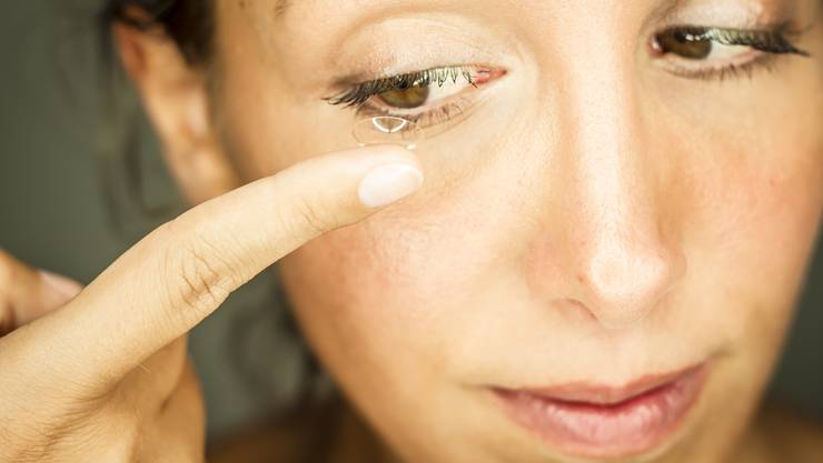 Alcon ist der zweitgrösste Kontaktlinsen-Hersteller der Welt.
