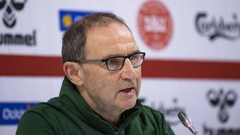 Martin O'Neill hat am Mittwoch seinen Rücktritt als Nationaltrainer Irlands erklärt