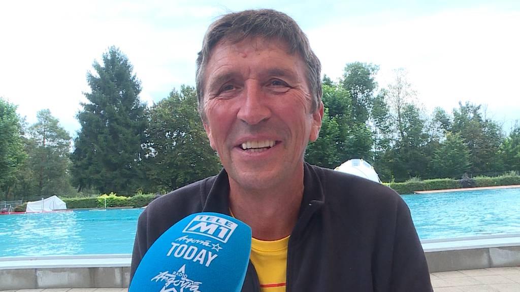 Bademeister tritt nach 40 Jahren Dienst zurück