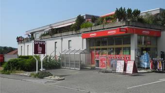 Der einzige Standort des Schweizer Restposten-Händler Otto's im Fricktal befindet sich in Frick.