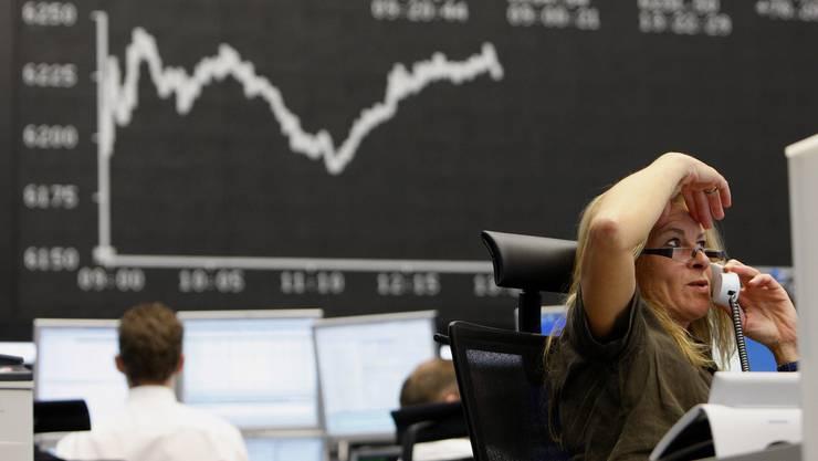 Die UBS hat Anleger zum Ausblick an den Börsen befragt. (Symbolbild)