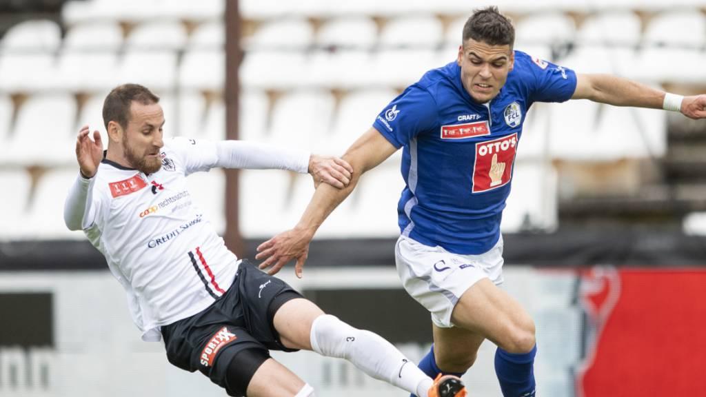 Nach neun Jahren: FC Luzern zieht in Cup-Final ein