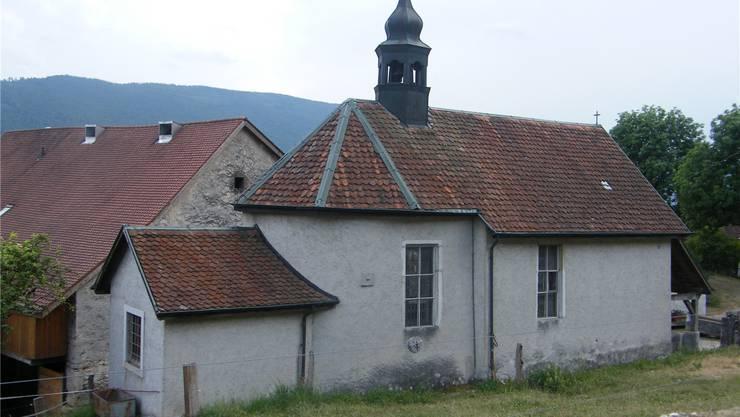 Die St.-Jakobs-Kapelle in Höngen