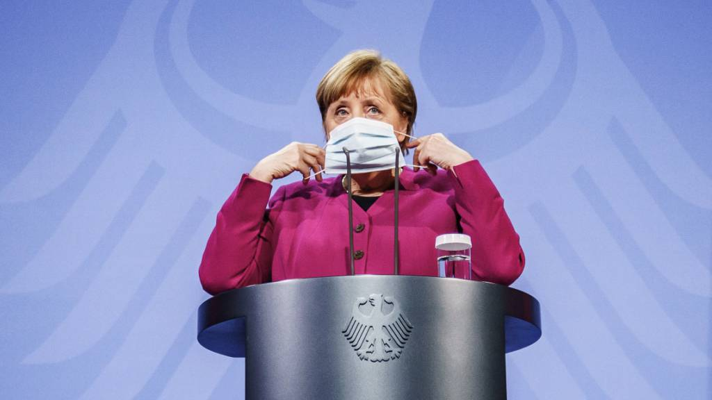 Lockdown verschärft: Deutsche Regierung beschliesst Ausgangsbeschränkungen