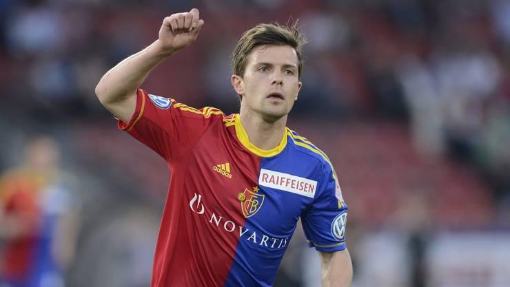 Valentin Stocker kehrt zum FC Basel zurück.