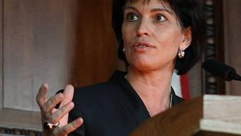Auch Doris Leuthard warnt vor Atomterrorismus