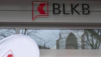 Die neue Niederlassung der Basellandschaftlichen Kantonalbank BLKB am Barfuesserplatz in Basel