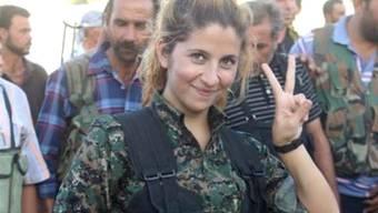 Rehana, der «Engel von Kobane», ist ein Produkt der Propaganda.