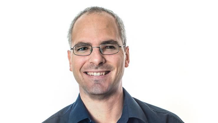 Präsident des Solothurner VCS und Verfechter von Tempo 30.