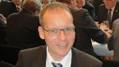 Kandidat fürs Amtsgerichtspräsidium: Claude Schibli