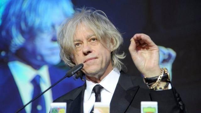 Erster Ire im Weltall: Musiker Bob Geldof (Archiv)