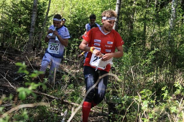 Florian Schneider lief 2017 im Weltcup erstmals in die Top 10.