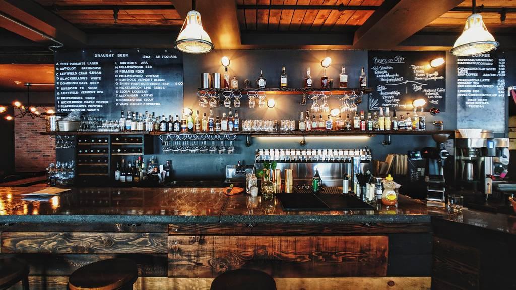 Bars und Cocktailbars in Zürich