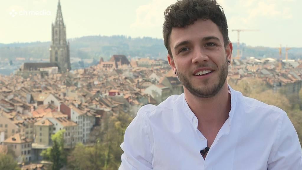 «Ich hatte den Drang, mich frei zu fühlen» - Luca Hänni über seinen neuen Song