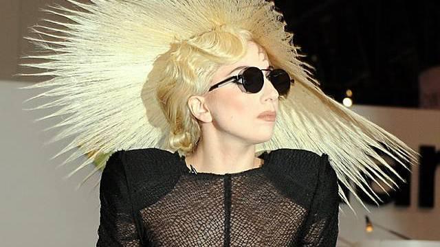 Lady Gaga wegen grosser Nase gehänselt (Archiv)