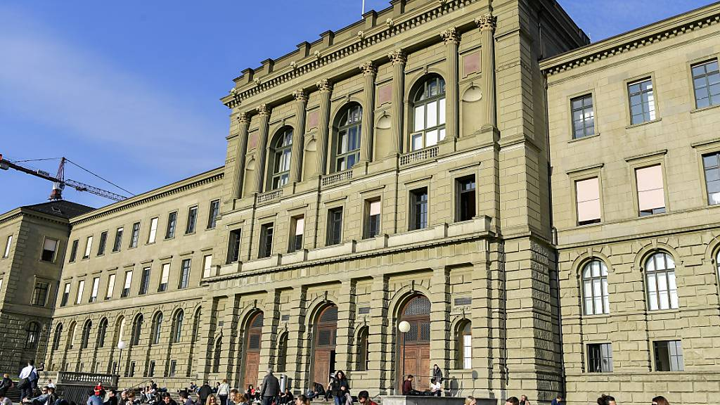 Forschende der ETH Zürich haben bei den «Starting Grants» abgeräumt. (Archivbild)
