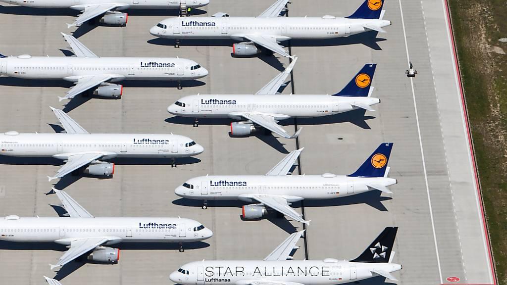 Einigung im Streit über Auflagen für Lufthansa