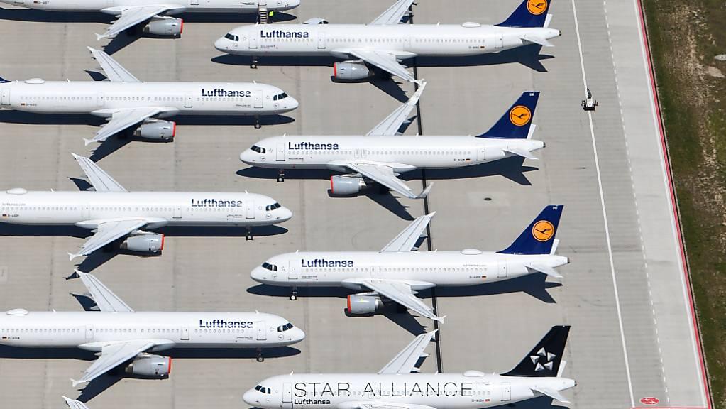 Der Streit um das Rettungspaket für die deutsche Lufthansa ist beigelegt. Die deutsche Regierung und die EU-Kommission haben sich auf einen Kompromiss geeinigt. (Archivbild)
