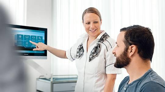 Digitalisierung: Das Gesundheitswesen ist gefordert.