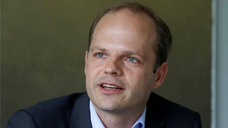 Daniel Probst (40), Direktor der Solothurner Handelskammer. bar