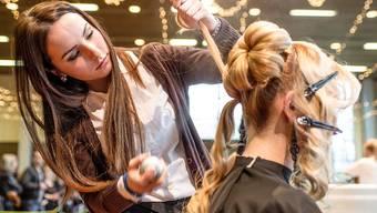 Hair Cup im Tägi Wettingen