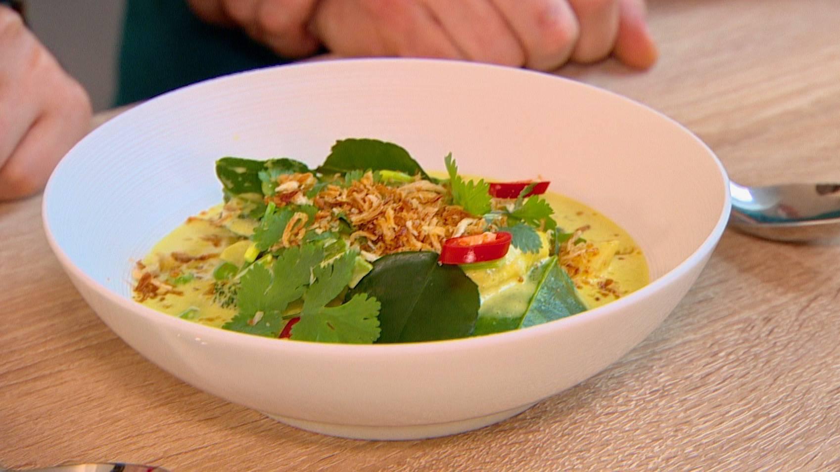 Stefan Heilemanns Gelbe Curry-Paste