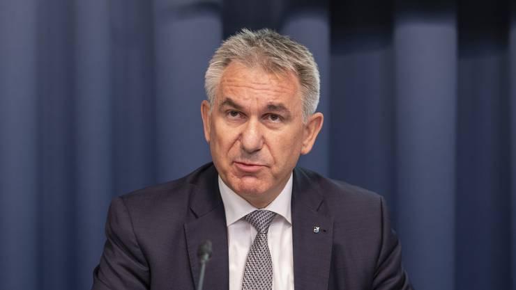 «Es braucht Kompromisse», sagt Regierungsrat Alex Hürzeler.
