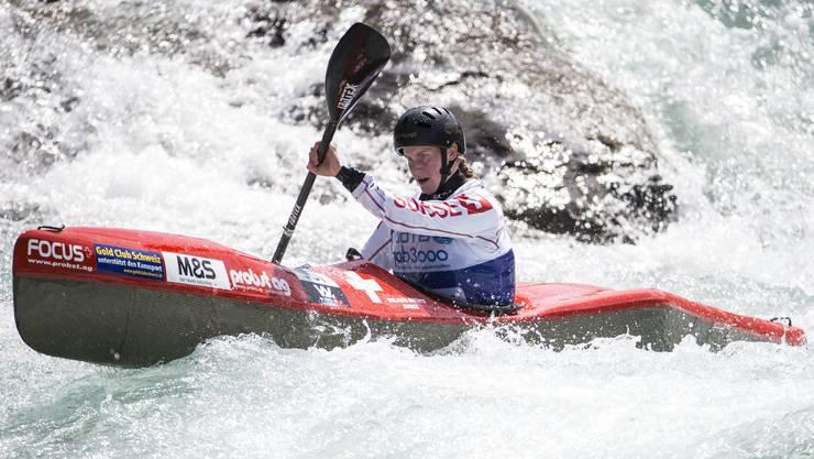 Die Solothurnerin Melanie Mathys ist amtierende Europameisterin über die klassische Distanz.