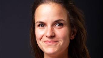 Juristin Nora Scheidegger