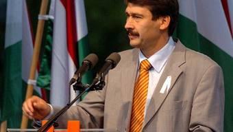 Die Wahl von Janos Ader zum ungarischen Staatsoberhaupt gilt als sicher (Archiv)