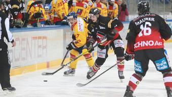 Die Siegesserie des EHC Basel reisst gegen Dübendorf.