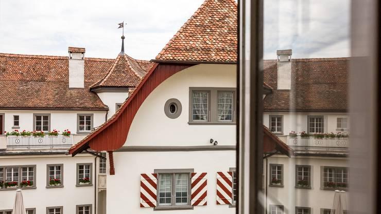 Wann das Schloss gebaut wurde, ist unbekannt. Erstmals wird Schloss Wildenstein 1307 erwähnt.