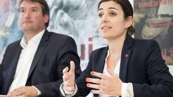 Stadt statt Land, Frau statt Mann: Wird Flavia Wasserfallen die Nachfolgerin von Christian Levrat?