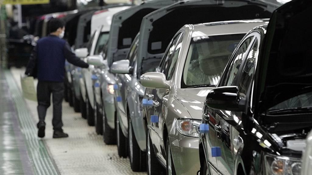 Hyundai hält Fliessbänder in weiterem Werk wegen Chip-Mangel an